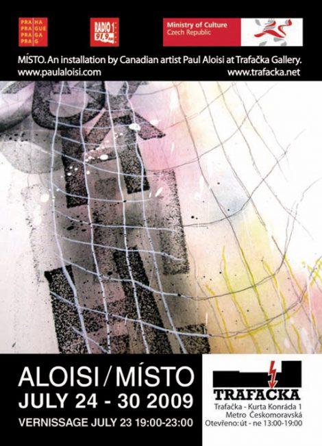 PAUL ALOISI - MÍSTO