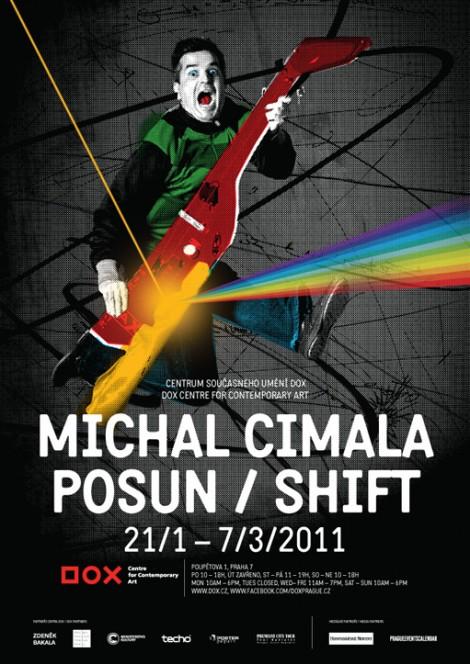 Michal Cimala - Posun / Shift